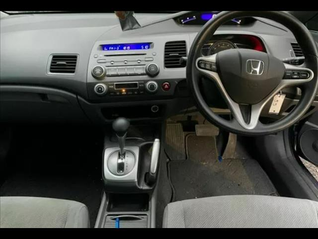 2009 HONDA CIVIC VTi-L MY08 4D SEDAN
