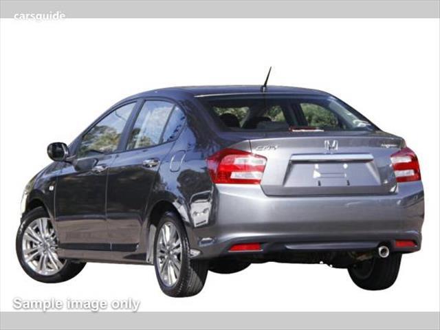 2012 HONDA CITY VTi-L GM MY12 4D SEDAN