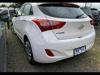2013 HYUNDAI i30 ACTIVE 1.6 CRDi GD MY14 5D HATCHBACK