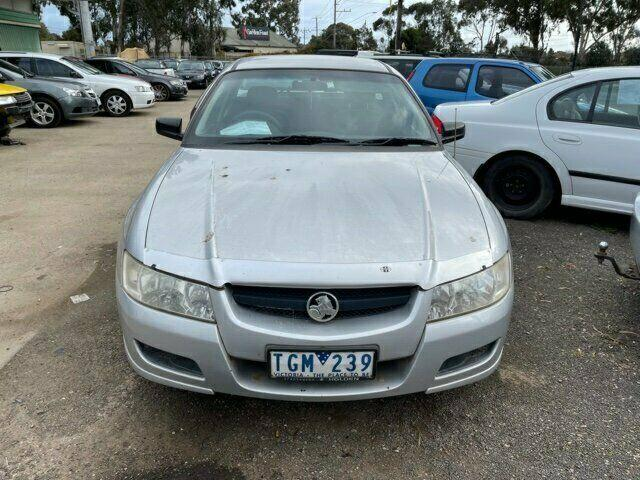 2005 Holden Commodore ONE Tonner S