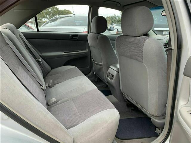 2005 Toyota Camry Altise