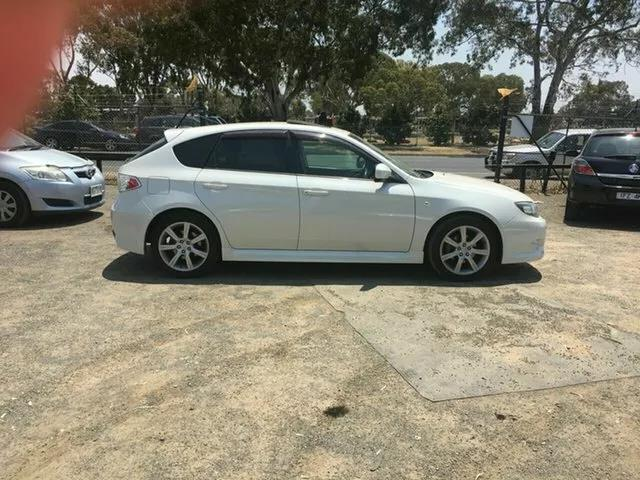 2010 SUBARU IMPREZA RS (AWD) MY10 5D HATCHBACK
