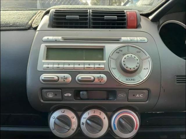 2008 Honda Jazz VTI