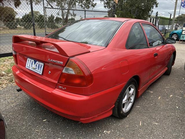 1999 Mitsubishi Lancer GLI