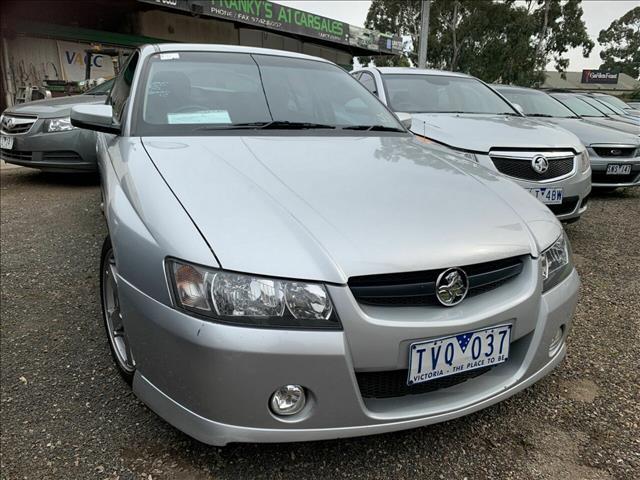 2005 Holden Commodore SV6