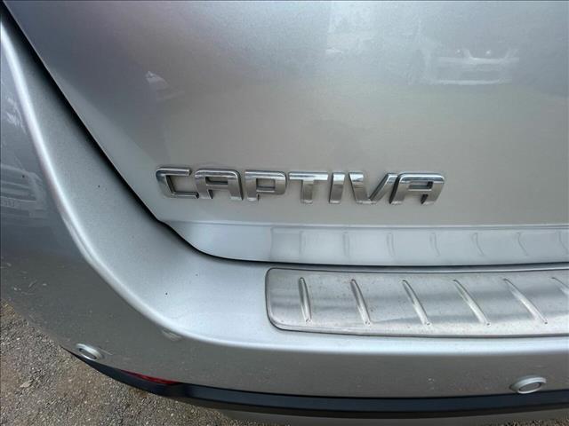 2010 Holden Captiva LX (4X4)