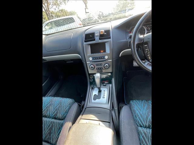 2003 Ford Falcon XR6