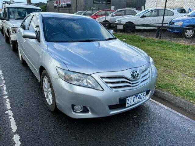 2010 Toyota Camry Ateva