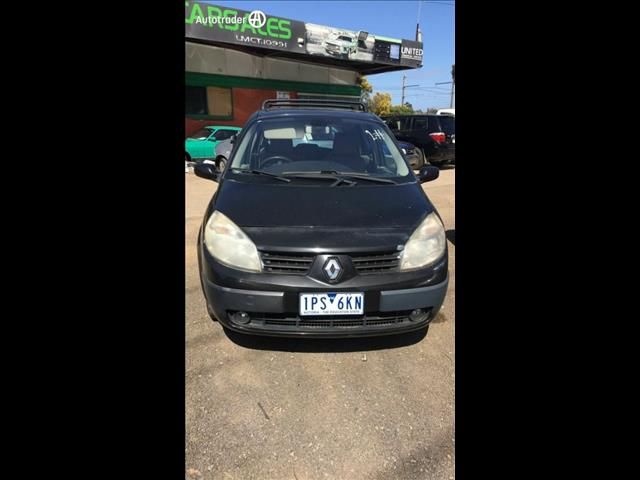 2005 RENAULT SCENIC EXPRESSION 4D WAGON