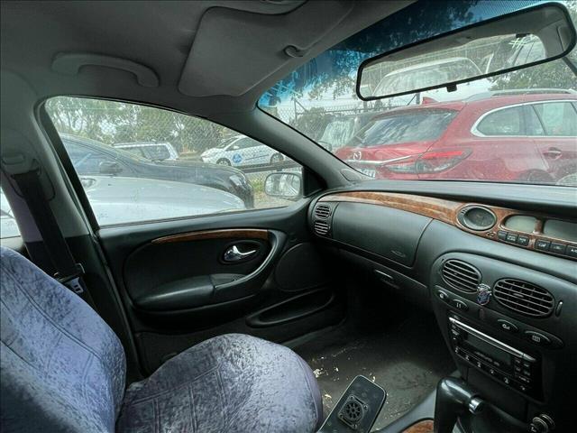 2000 Ford Fairlane Ghia