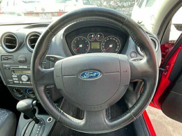 2007 Ford Fiesta LX
