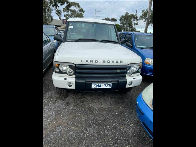 2003 Land Rover Discovery S (4X4)