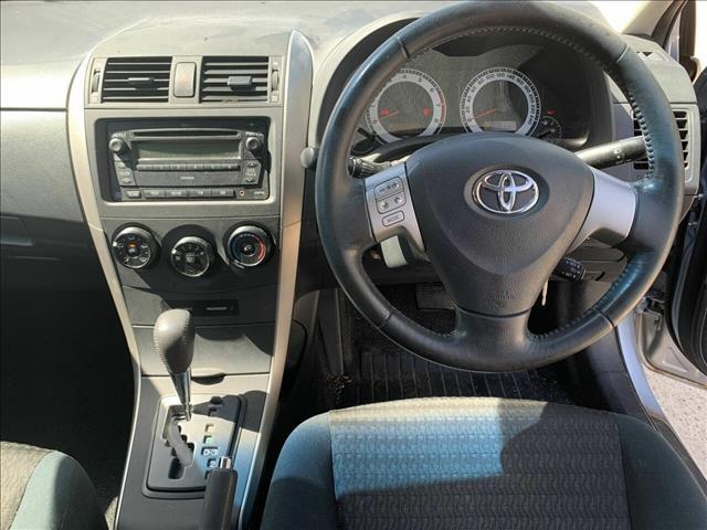 2009 Toyota Corolla Ascent