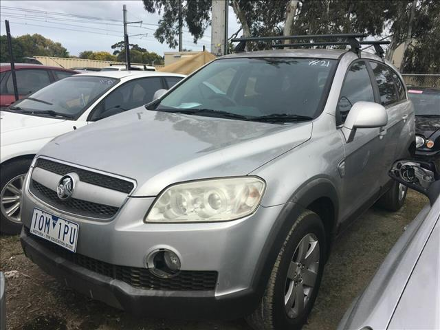 2006 Holden Captiva CX (4X4)
