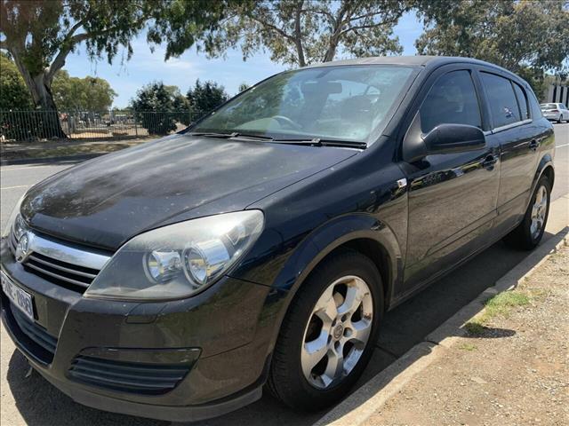 2005 Holden Astra CD