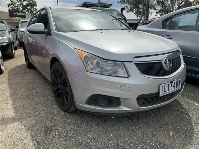 2012 Holden Cruze CD