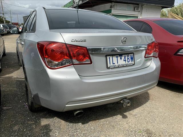 2012 Holden Cruze CD