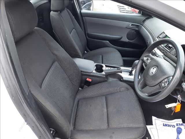 2010 HOLDEN COMMODORE OMEGA VE MY10 UTILITY
