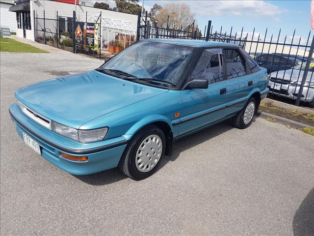 1993 TOYOTA COROLLA CSi LTD SECA AE94 5D LIFTBACK