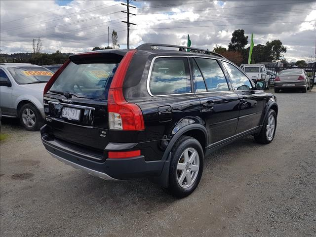2008 VOLVO XC90 3.2 EXECUTIVE MY09 4D WAGON