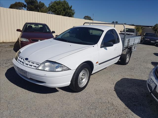 1999 FORD FALCON XL AU C/CHAS