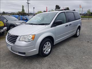 2008 CHRYSLER GRAND VOYAGER LX RT 4D WAGON