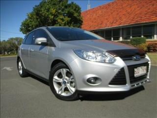 2013 Ford Focus Trend LW MK2 Hatchback