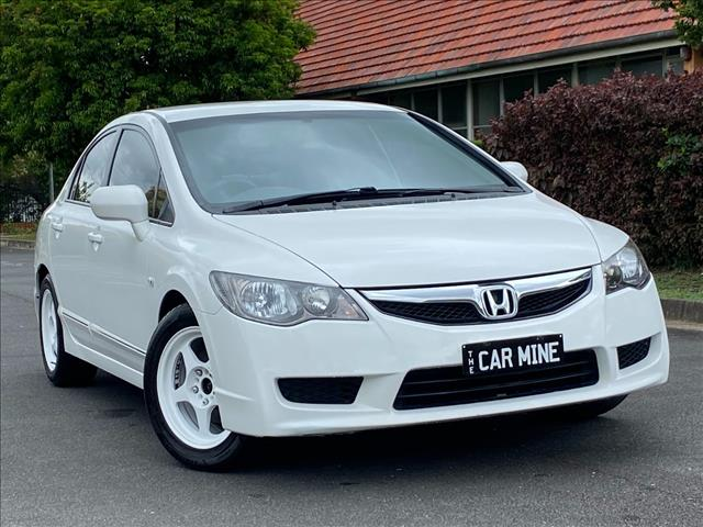 2010 HONDA CIVIC VTi MY10 4D SEDAN