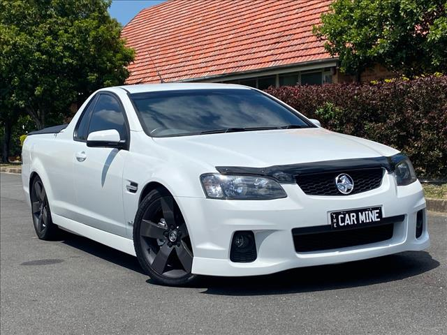 2011 HOLDEN COMMODORE SV6 VE II UTILITY