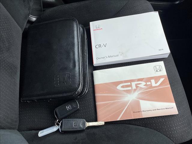 2013 HONDA CR-V VTi (4x2) 30 MY14 4D WAGON
