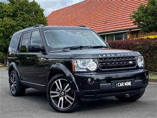 2011 LAND ROVER DISCOVERY 4 3.0 SDV6 HSE MY11 4D WAGON
