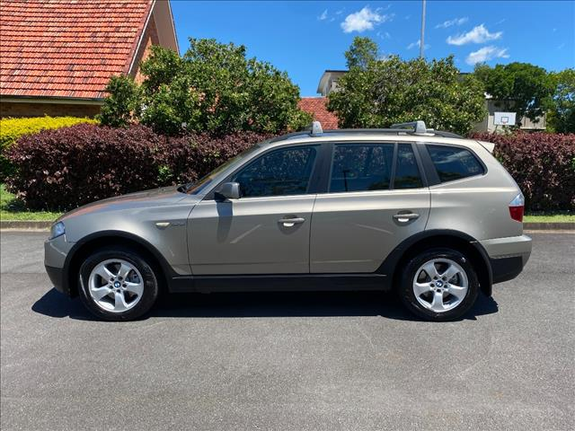 2006 BMW X3 2.5si E83 MY07 4D WAGON