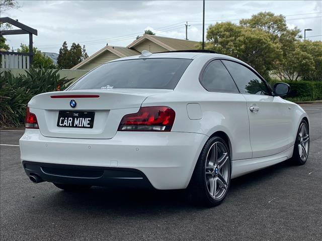 2013 BMW 1 20i E82 MY13 UPDATE 2D COUPE