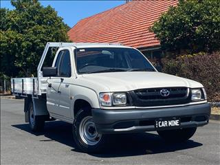 2004 TOYOTA HILUX WORKMATE RZN149R C/CHAS