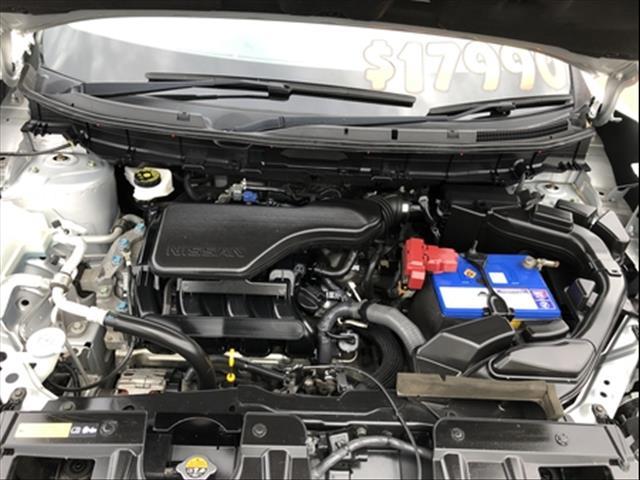 2014 NISSAN X-TRAIL ST (FWD) T31 SERIES 5 4D WAGON
