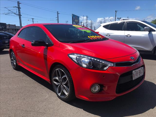 2014 KIA CERATO KOUP TURBO YD MY14 2D COUPE