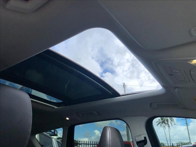 2017 FORD ESCAPE TITANIUM (AWD) ZG MY18 4D WAGON