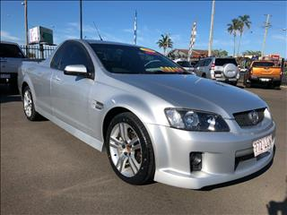 2008 HOLDEN COMMODORE SV6 60TH ANNIVERSARY VE UTILITY