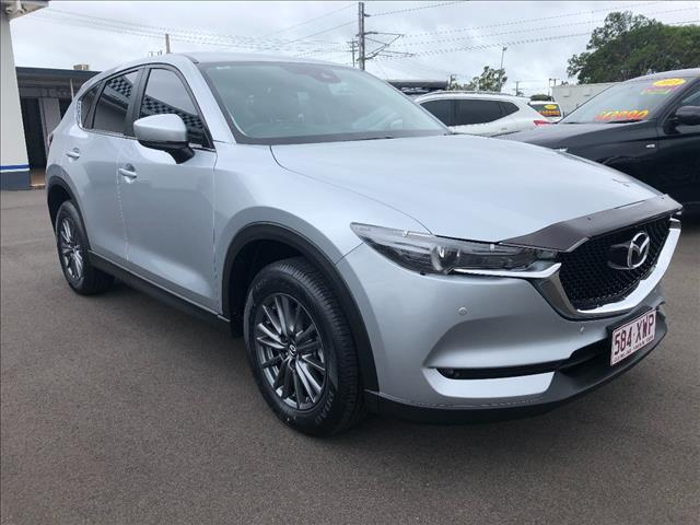 2017 MAZDA CX-5 TOURING (4x4) MY17.5 (KF SERIES 2) 4D WAGON
