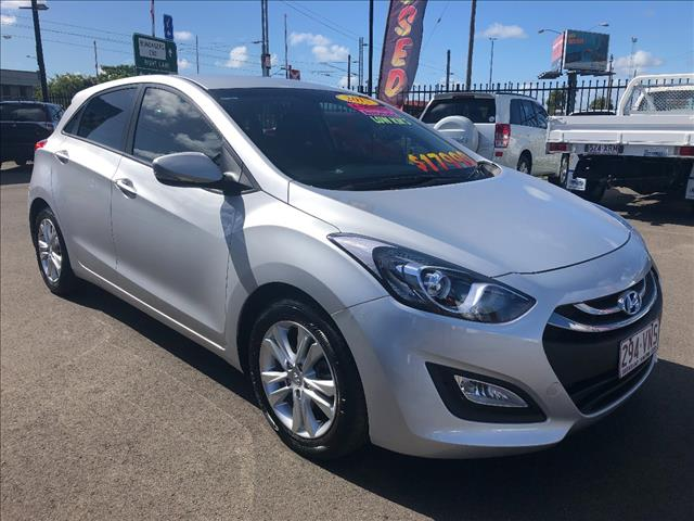 2015 HYUNDAI i30 SE GD MY14 5D HATCHBACK