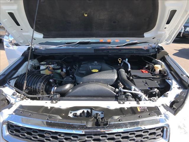 2012 HOLDEN COLORADO LTZ (4x4) RG SPACE CAB P/UP