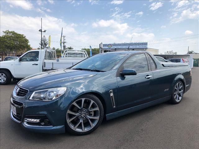 2013 HOLDEN COMMODORE SS-V Z-SERIES VE II MY12.5 UTILITY