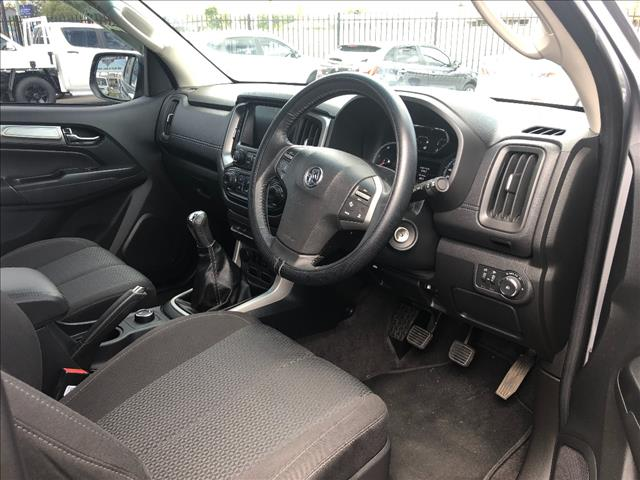 2017 HOLDEN COLORADO LTZ (4x4) RG MY17 CREW CAB P/UP