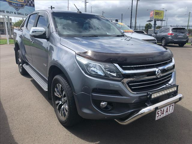 2017 HOLDEN COLORADO LTZ (4x4) RG MY17 CREW CAB P/UP