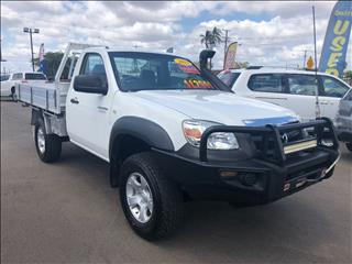 2011 MAZDA BT-50 BOSS B3000 DX (4x4) 09 UPGRADE C/CHAS