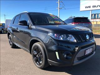 2018 SUZUKI VITARA S TURBO (2WD) LY 4D WAGON