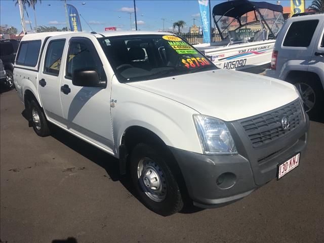 2007 HOLDEN RODEO DX RA MY07 CREW CAB P/UP