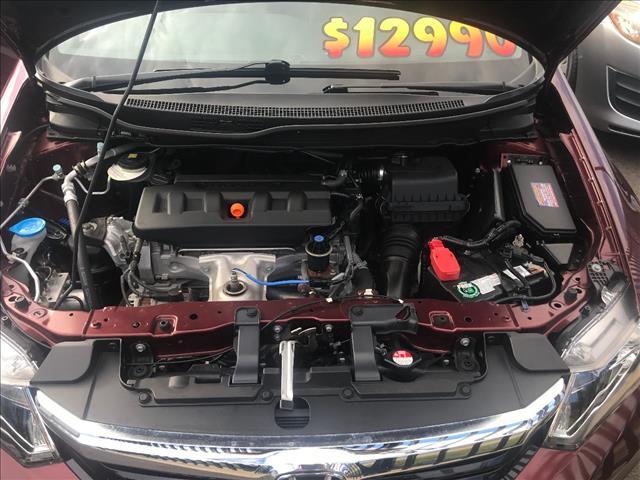 2012 HONDA CIVIC VTi-L MY12 4D SEDAN