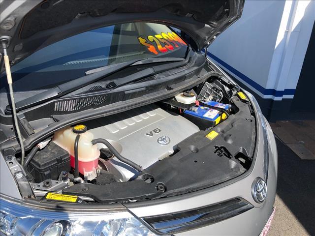 2015 TOYOTA TARAGO GLX V6 GSR50R MY13 4D WAGON