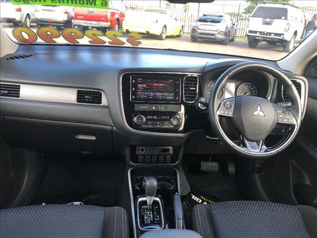2018 MITSUBISHI OUTLANDER LS 7 SEAT (2WD) ZL MY18.5 4D WAGON